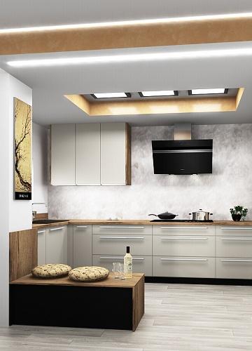 Projektování kuchyní