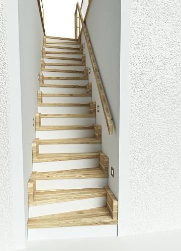 Projektování schodišť