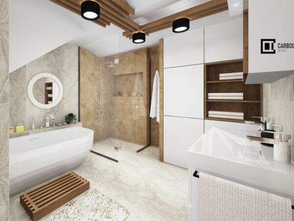 Koupelna - Odrlice