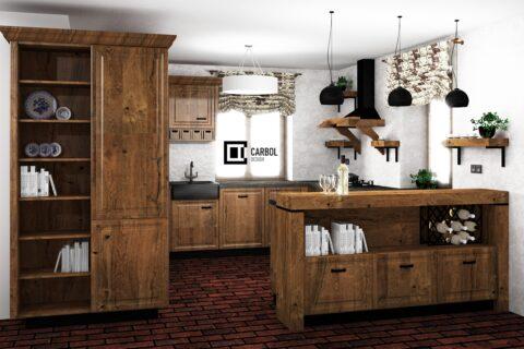 Kuchyň - Morávka