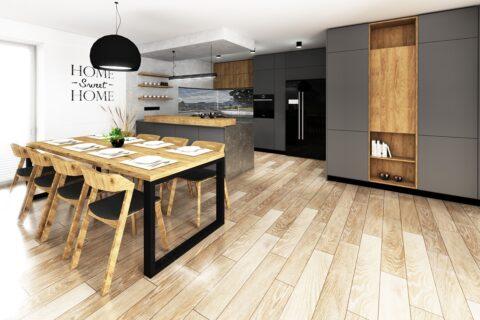 Kuchyň - RD Oldřichovice2  Copy